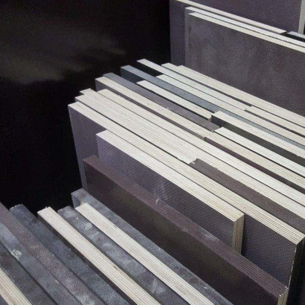 Reste 27mm Siebdruckplatten Zuschnitt Multiplex Holz für Bastler