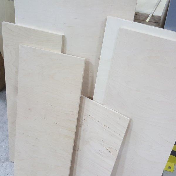 Restposten 8mm Multiplexplatte Sperrholz Platten Zuschnitt Multiplex Holz