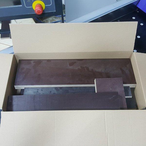 Restposten Gemisch Siebdruckplatte Sperrholz Platten Zuschnitt Siebdruck Holz
