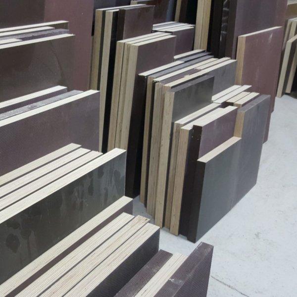 Reste 30mm Siebdruckplatten Zuschnitt Multiplex Holz für Bastler