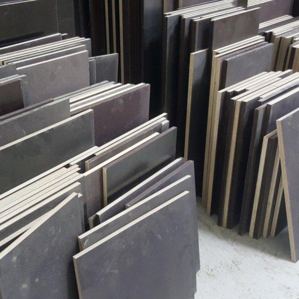 Reste 12mm Siebdruckplatten Zuschnitt Multiplex Holz für Bastler